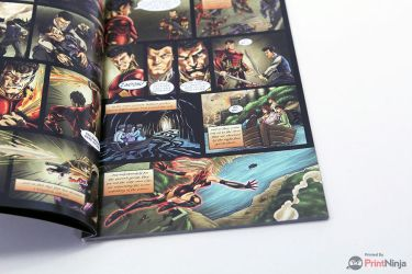 Legends of Candralar  Book 1 inside pages preview by castortroy3497