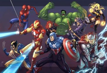 Assemble by Quirkilicious