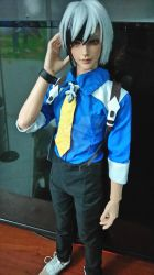 Ludger Will Kresnik bjd test by awsomeworld125
