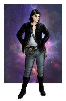 Bernice Summerfield by PaulHanley
