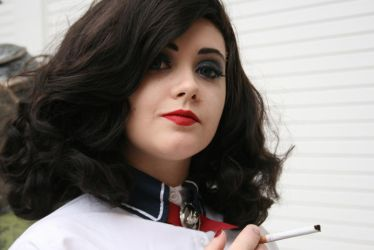 Elizabeth (Burial At Sea) Cosplayer by Collioni69