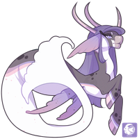 AC- 059 Sable Lilac by capriamasterlist