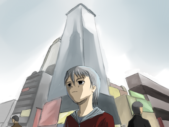 Gray City by ladace