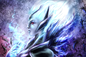 Dota 2: Vengeful Spirit by chalollita