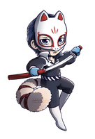 Yusuke (collab with Kolaholismi) by Kata-elf