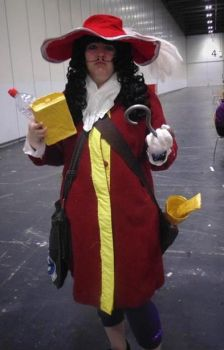 Captain Hook by IdiotsInWigs