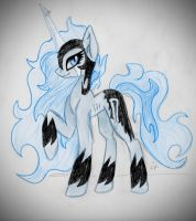 Black Ice (Colored Version) by iLucky7