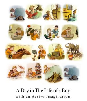 A Day in The Life of a Boy by mlauritano