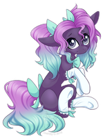 Shy Ivy | Commission by DoeKitty