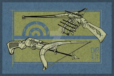 Crossbow Concept by Cmr8286