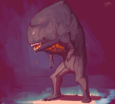 Pacu by ZombieCentipede