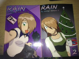 RAIN Volume 1 and 2 by randomenemy321