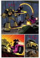 Transformers Animated 3 pg 8 by LiamShalloo