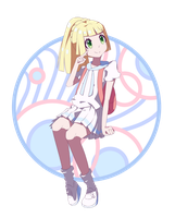 Lively Lillie! by PurpleMangaPowers