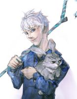 Jack Frost by AReeeD