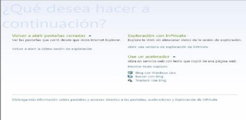 IE 8 about:tabs by JUANMAS7ER