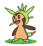 Chespin by Snivy101