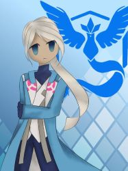 Team Mystic by CreekWhereSnowFalls