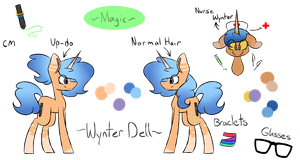 Wynter Ref 2.0 (OLD) by Wooden-Willow