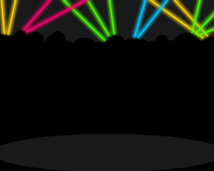 rave background for youz by SanguineJustice