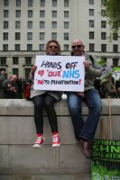 May 18th 2013 - Save the NHS: 47 by LouHartphotography