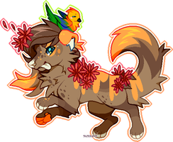 {OC} Tropic by Susouris