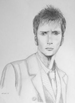 Tenth Doctor by Bunger7