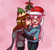 Secret Santa - RubyShipper27 by AnimeInMyPocket