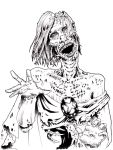 DND Paris : Marvel Zombies Emma Frost by emalterre