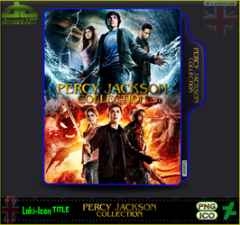 Percy Jackson Collection by Loki-Icon