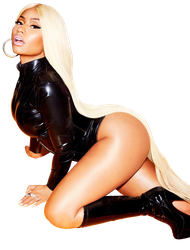 Nicki Minaj PNG by maarcopngs