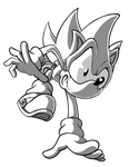 Sonic the Fugitive by Zack113