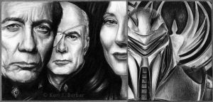 BSG Collage - WIP by KJS-1