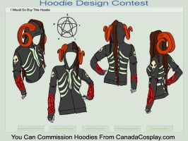 I would buy this hoodie by FatNerdFactory