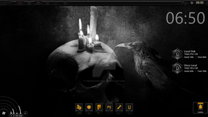 Theme Armoured + Extras Windows 8 and 8.1 by TheViniciusOficial