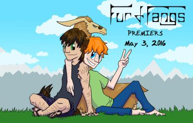 Fur and Fangs Premiere Announcement by Oddstuffs