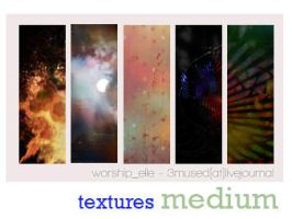 020 - medium textures by ssaya