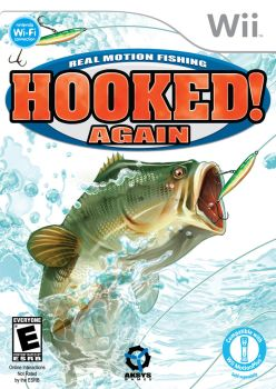 Hooked Again Boxart by KanedaGS