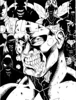 Marvel Zombies by Inker-guy
