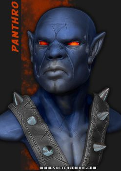 Panthro speedy by PierreRogers