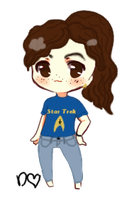 New Avatar~ Me by DixieLuve