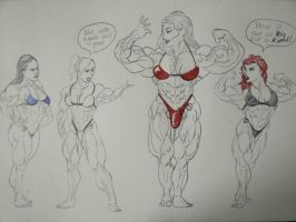 fbb contest by SabinicThigh