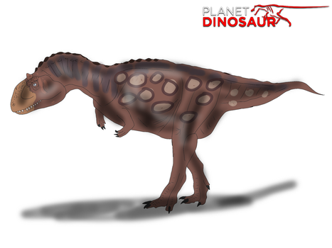 Planet Dinosaur- Majungasaurus by Vespisaurus