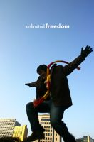 To my unlimited freedom by supermarkie