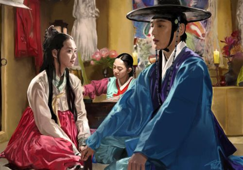 Arang and the magistrate by ocecen