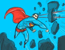 Supes is the greatest by BobbyRubio