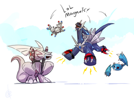 Time flies- MYSTERY SOLVED! by Tapwing