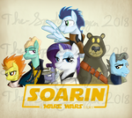 Soarin: A Mare Wars Story by The-Sparkly-Spycar