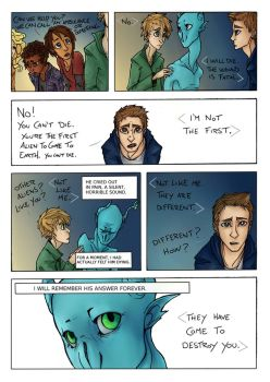 The Invasion Ch. 2, Pg. 5 by CamishCD