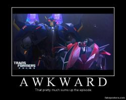 Transformers: Prime Patch Awkward by Onikage108